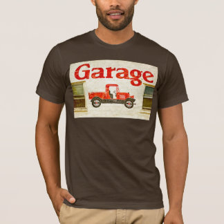 Old Garage T-Shirt