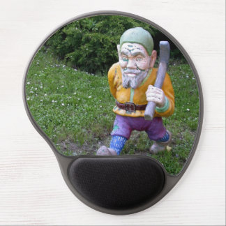 Old Garden Gnome Pitman Gel Mouse Pad