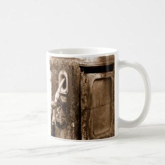 Old Gas Pump Mug