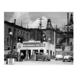 Old Gas Station, 1930s Postcard