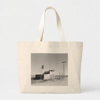 Old Gas Station, 1937 Jumbo Tote Bag