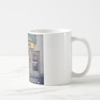 Old Gas Station Coffee Mug