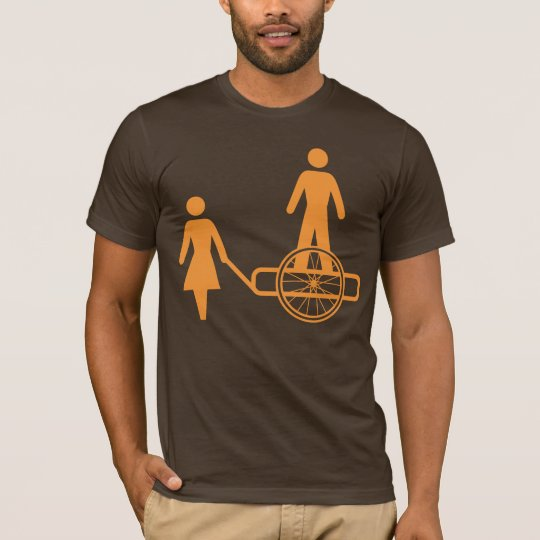 Old Geezer Carting O Basic T-Shirt