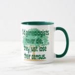 Old Genealogists Never Die Mug