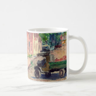 Old Georgetown DC 1910 Classic White Coffee Mug