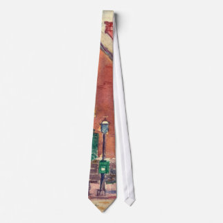 Old Georgetown DC 1910 Neck Tie