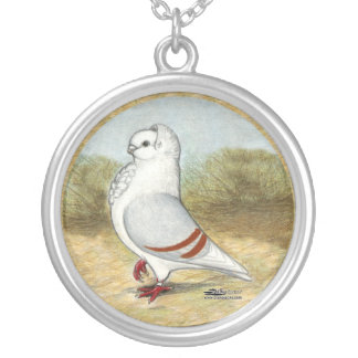 Old German Owl In the Round Custom Jewelry