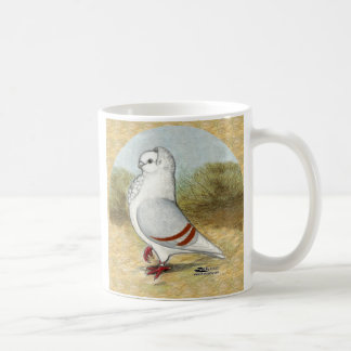 Old German Owl In the Round Mug