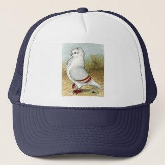 Old German Owl Standing Tall Trucker Hat