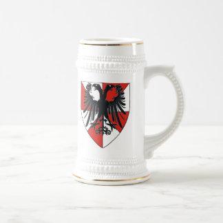 Old Germany Beer Stein Mugs