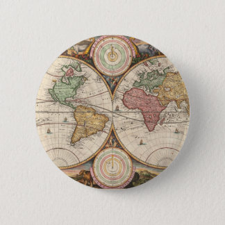 Old global map pinback button