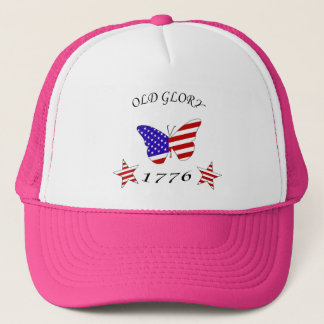 Old Glory 1776 Hat