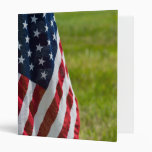 Old Glory 3 Ring Binder