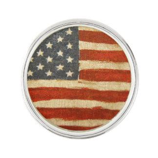 Old Glory American Flag Pin
