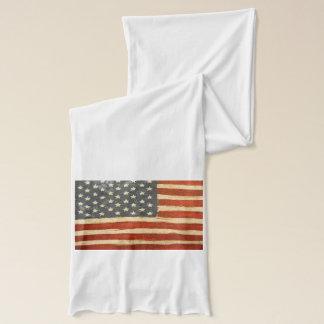 Old Glory American Flag Scarf