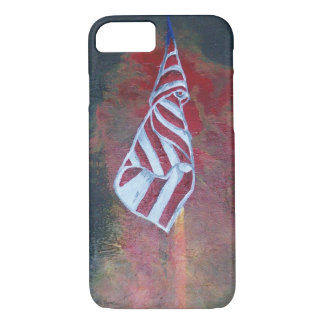 Old Glory At Night iPhone 7 Case
