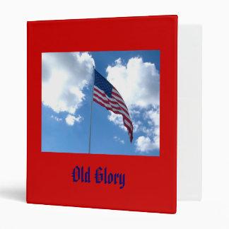 Old Glory Avery Binder