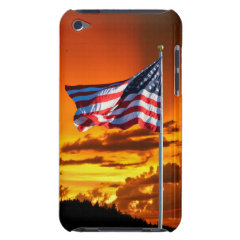 OLD GLORY BARELY THERE iPod COVER