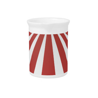 old glory beverage pitcher