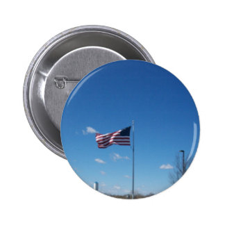Old Glory Button