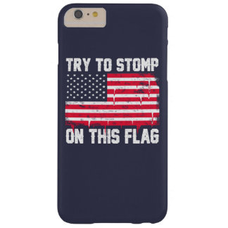 Old Glory Deserves Better! Barely There iPhone 6 Plus Case