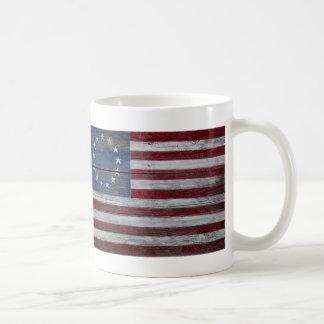 Old Glory Flag Mug (standard)