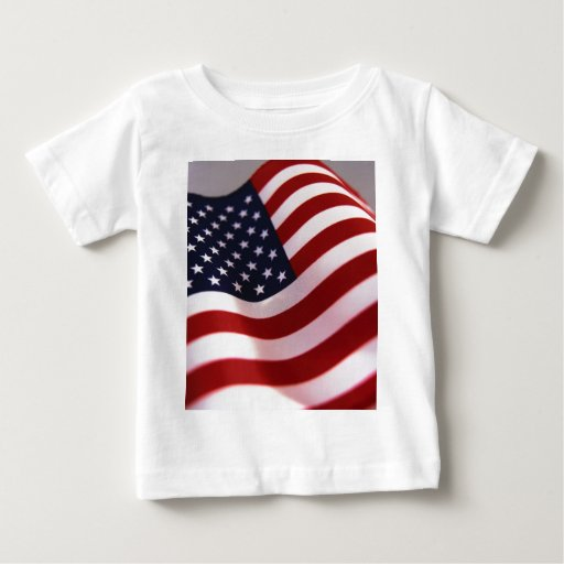 old glory infant t-shirt
