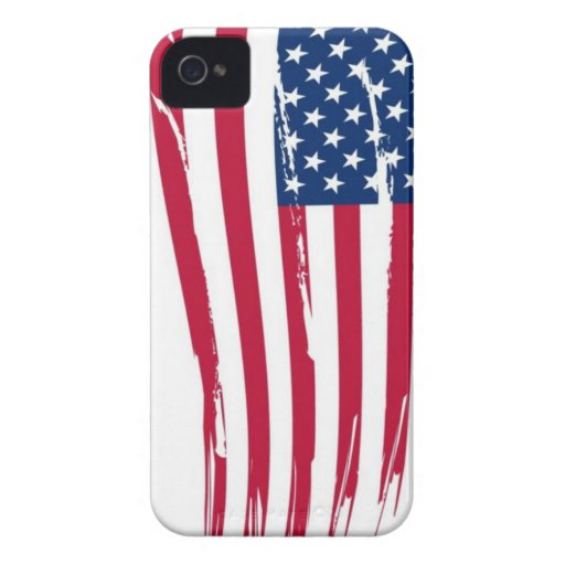 Old Glory iPhone 4 Case-Mate Cases