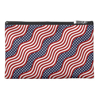 OLD GLORY! (patriotic flag design) ~ Travel Accessories Bags