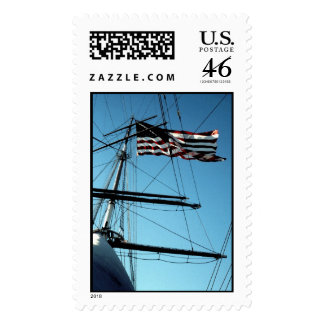 Old Glory Postage Stamps