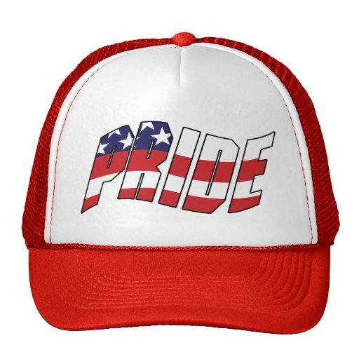 Old Glory Pride Trucker Hat