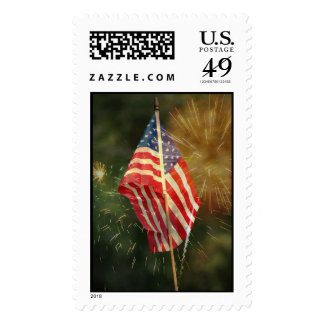 Old Glory Stamp