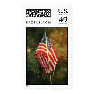 Old Glory Stamp