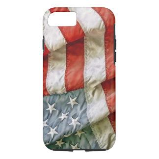 Old Glory Stars & Stripes iPhone 8/7 Case