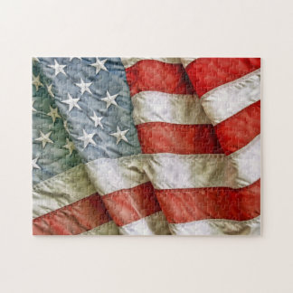 Old Glory Stars & Stripes Puzzle