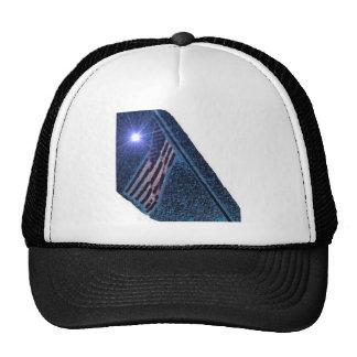 Old Glory Still Shines Brightly Trucker Hat