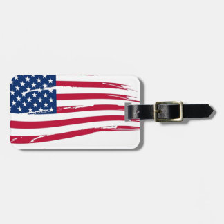 Old Glory Tags For Bags