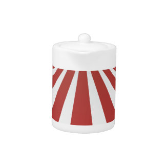 old glory teapot