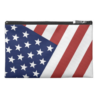 Old Glory Travel Accessory Bags