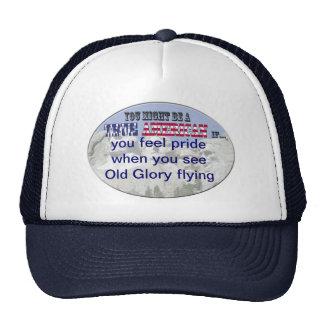 Old Glory Trucker Hat