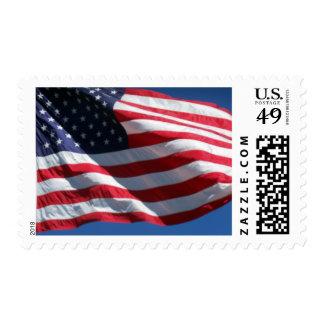 Old Glory US Flag US Postage stamp US Mail flag US