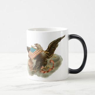 Old Glory's Eagle Magic Mug