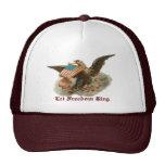 Old Glory's Eagle Mesh Hat