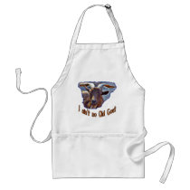 Old Goat Adult Apron