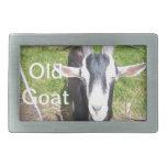 Old Goat Belt Buckle