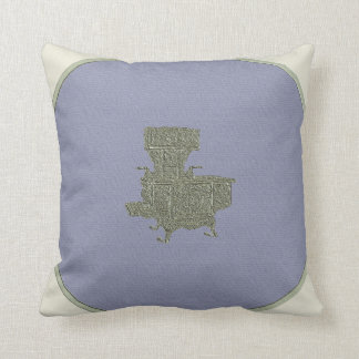 Old-Gold-Cook-Stove-Lavender-Cream-Pillow-Accents Throw Pillow