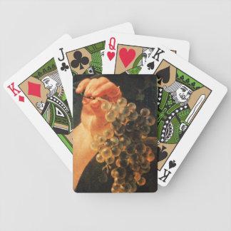 OLD GRAPE VINEYARD BICYCLE PLAYING CARDS