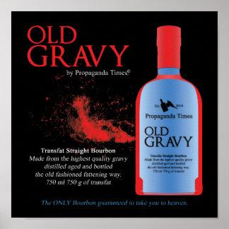 Old Gravy Print