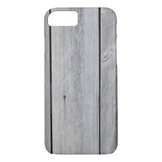 Old gray barn wall iPhone 8/7 case