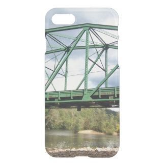 Old Green Nicholas County Bridge iPhone 7 Case